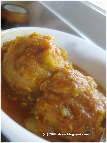 Plantain kofta curry