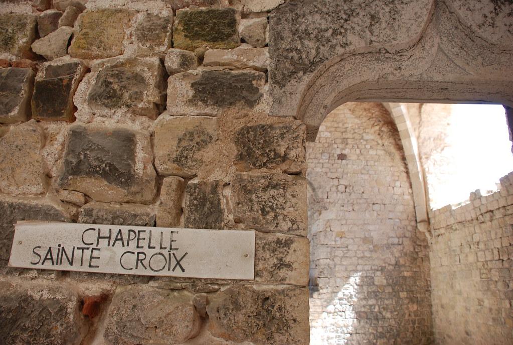 Chapelle Sainte Croix on Île Saint-Honorat