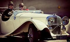 Classic Car Race 2010 (Thomas Suurland) Tags: classic car sport race denmark spot 2010 århus suurland