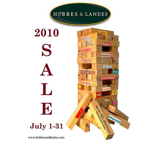 Hobbes & Landes 70% off SALE