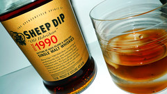 P1010387_01.web.640 (scbchi) Tags: glass pain hurt sheep good drinking tasty whisky depressed scotch singlemalt sheepdip spencerfield trippingdownthewrongpath