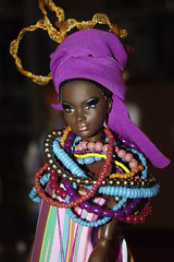 erzuli_01 (alegras dolls) Tags: african ooak barbie alvinailey