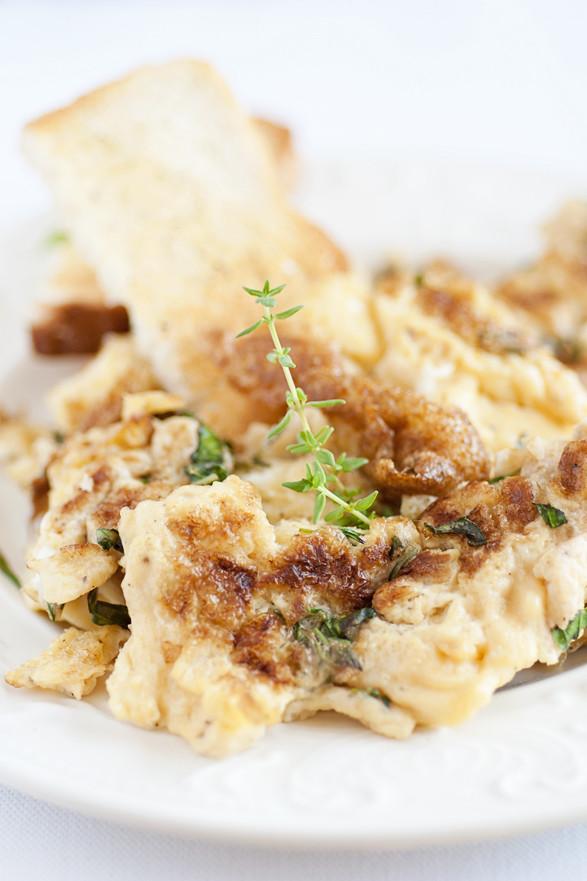 Herbal Omelette