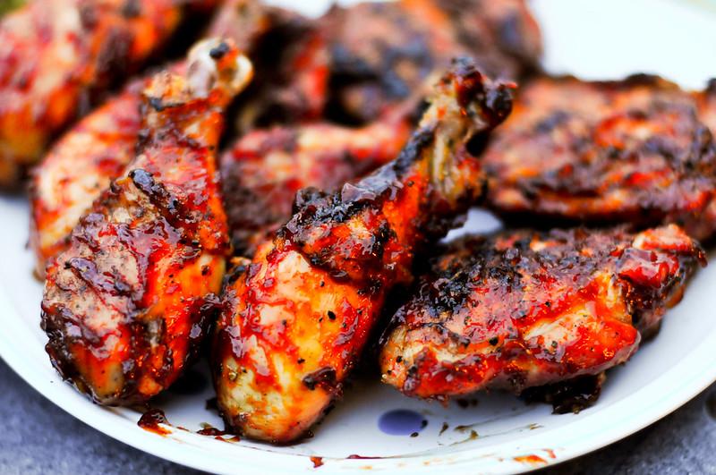 Classic Barbecue Chicken