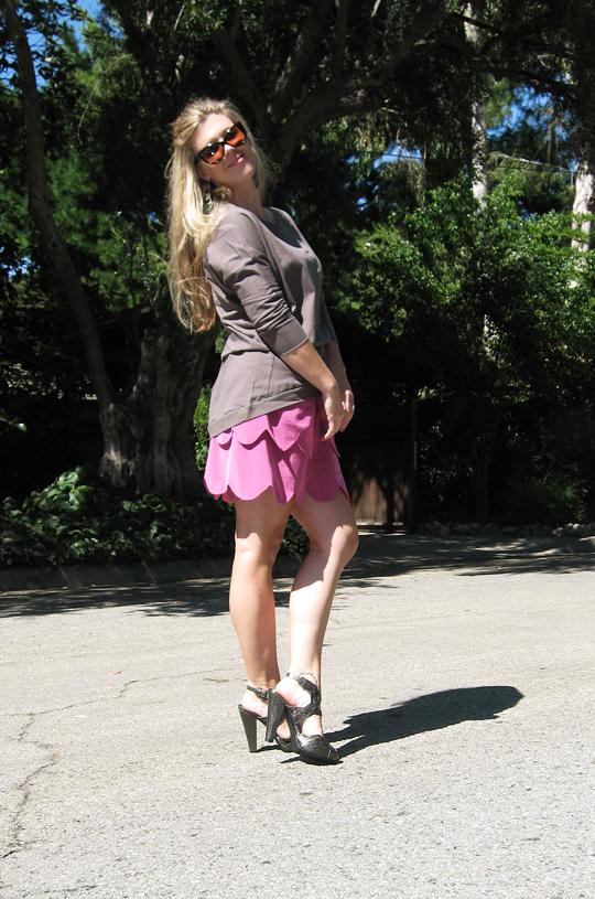AKA NY scallop dress+Juma+Calvin Klein shoes-3