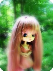 sad dal (~dolldreamer~) Tags: blue portrait photography eyes doll dolls sad dal x planning wig groove pullip custom picnik jun junplanning faiena
