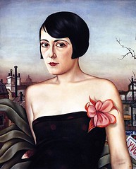 Christian Schad, Maika, 1929 (kraftgenie) Tags: germany weimar schad
