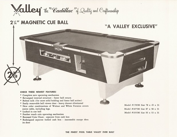 The Worlds Best Photos By ValleyDynamo Museum Flickr Hive Mind - Valley pool table coin mechanism