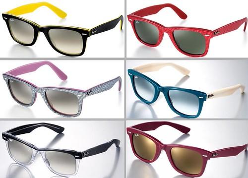 modelos de oculos wayfarer