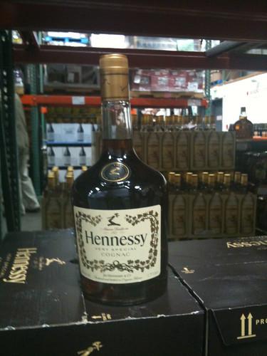 2 liter cognac fra Costco