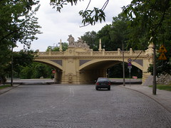 Karowa (magro_kr) Tags: street bridge architecture poland polska viaduct warsaw warszawa architektura mazowsze ulica wiadukt mazowieckie