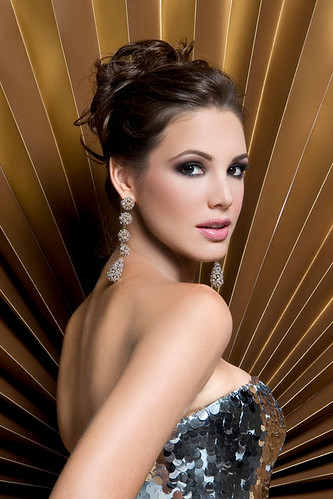 Marelisa Gibson.- Miss Venezuela 2009