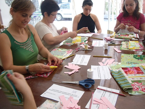 Workshop de Patchwork Nível I