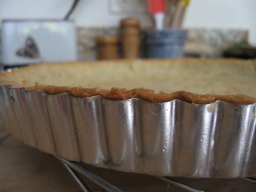 almond pâte sablée
