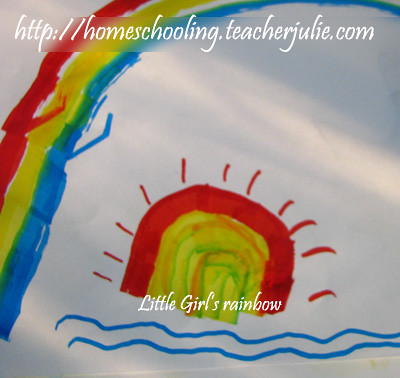 RainbowBrush Markers Rainbow