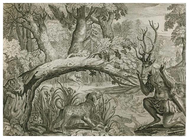 007-Les Metamorphoses d'Ovide  En Latin Et François … 1677