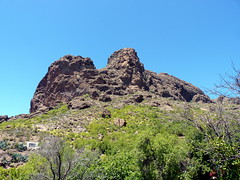 Gran Canaria - Ayacata in the Spring