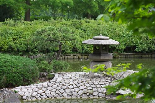 Japan Temple @ Japanese Garden Bonn