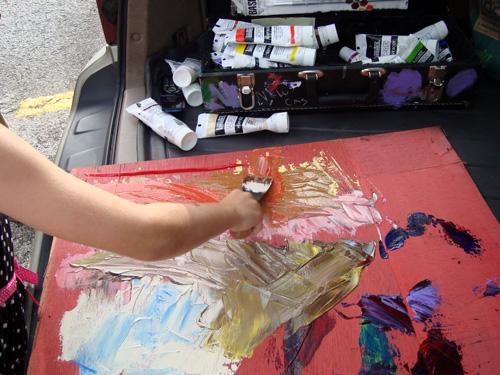 dj-nina-painting