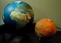 Marte-Tierra. Una anatom