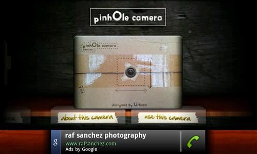 Pinhole Camera