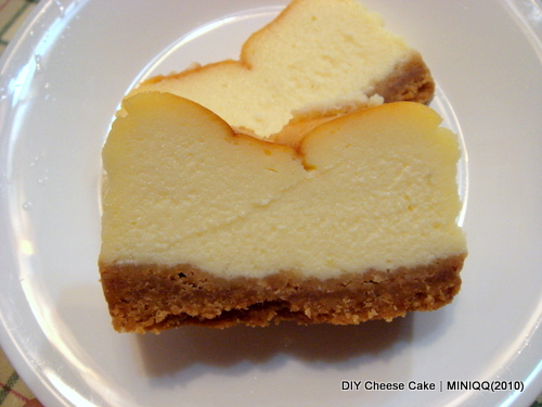 20100705 DIY Cheese Cake 22