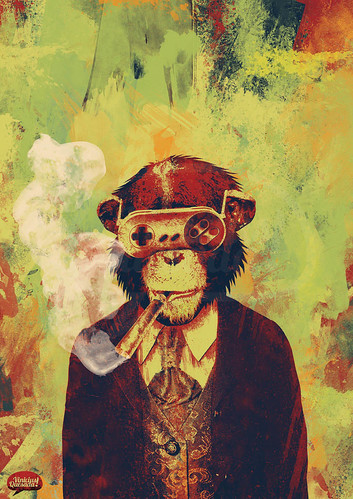 mr. monkey / Vinicius Quesada