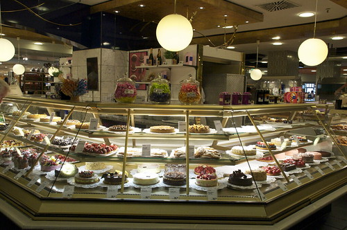 KaDeWe pastry department