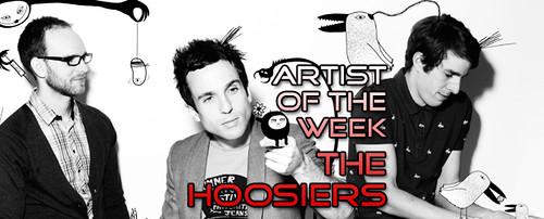 Artist of the Week - Hoosiers