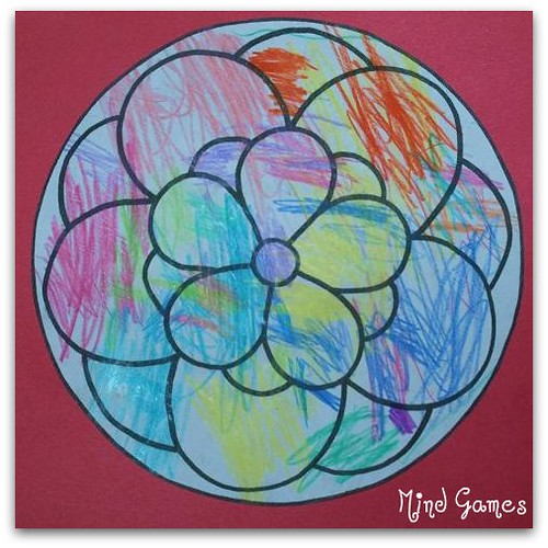 GoGoGirl's Mandala
