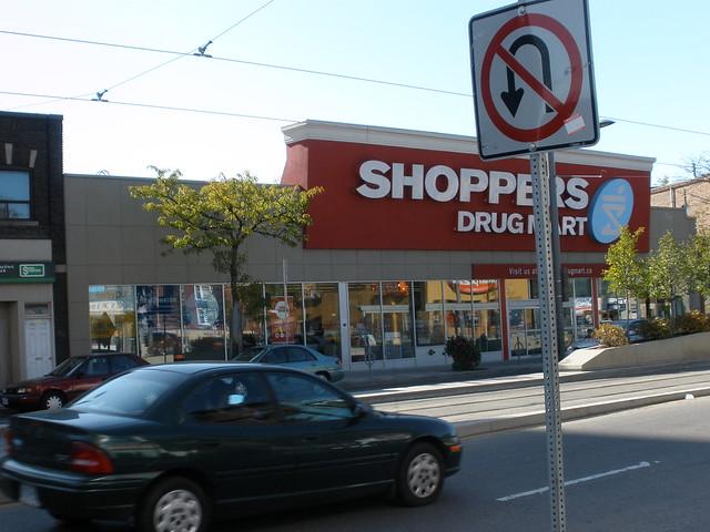 Scott Pilgrim Toronto Canada Shoppers