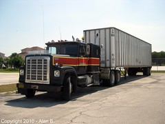 International Transtar 4300 (FormerWMDriver) Tags: tractor truck big semi international rig trailer ih ihc 4300 transtar