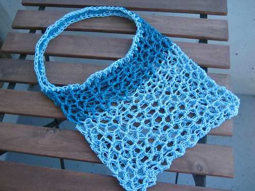 Sky Shopping Bag 1
