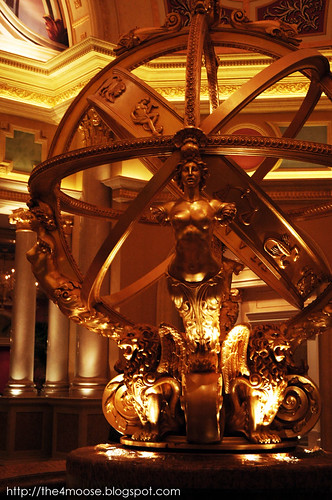 The Venetian - Hotel Lobby