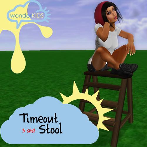 <(wonderkids)! timeout stool