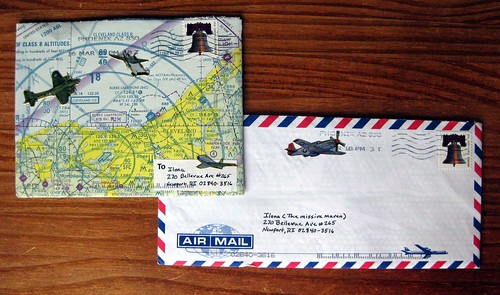 Airplanes for air mail