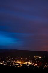 Clouds, Lights, Action (raydee) Tags: badenbaden cloudscapes nachtaufnahme langzeitbelichtung hornisgrinde