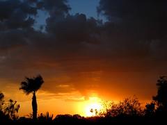 Monsoon Sunset (zoniedude1) Tags: light sunset arizona sky sun southwest color nature phoenix beauty weather clouds evening shadows view sundown monsoon rays nophotoshop storms mybackyard magnificent skyshow thunderstorms monsoonseason rooftopphotography colourartaward canonpowershota720is zoniedude1 rooftopphoto monsoonsunset monsoon2010 azwmonsoon2010
