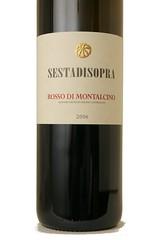 2006 Sesta di Sopra Rosso di Montalcino