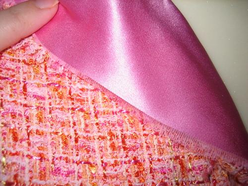 Nashville Chanel fabrics