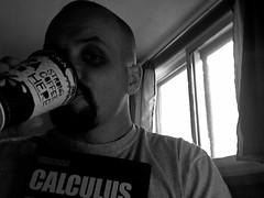 0004 7.10.10 (i_ate_the_whole_thing) Tags: coffee goatee bald bone 365 calculus marrow transplant