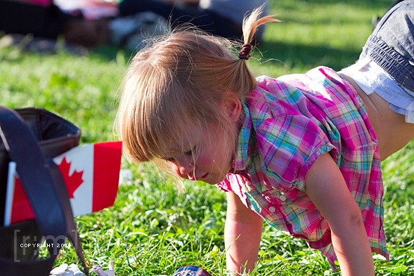 Canada Day in Toronto