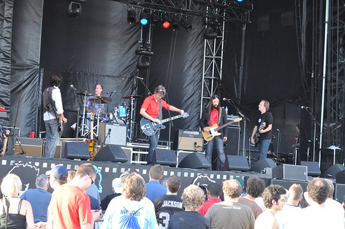 Strippers Union at Ottawa Bluesfest
