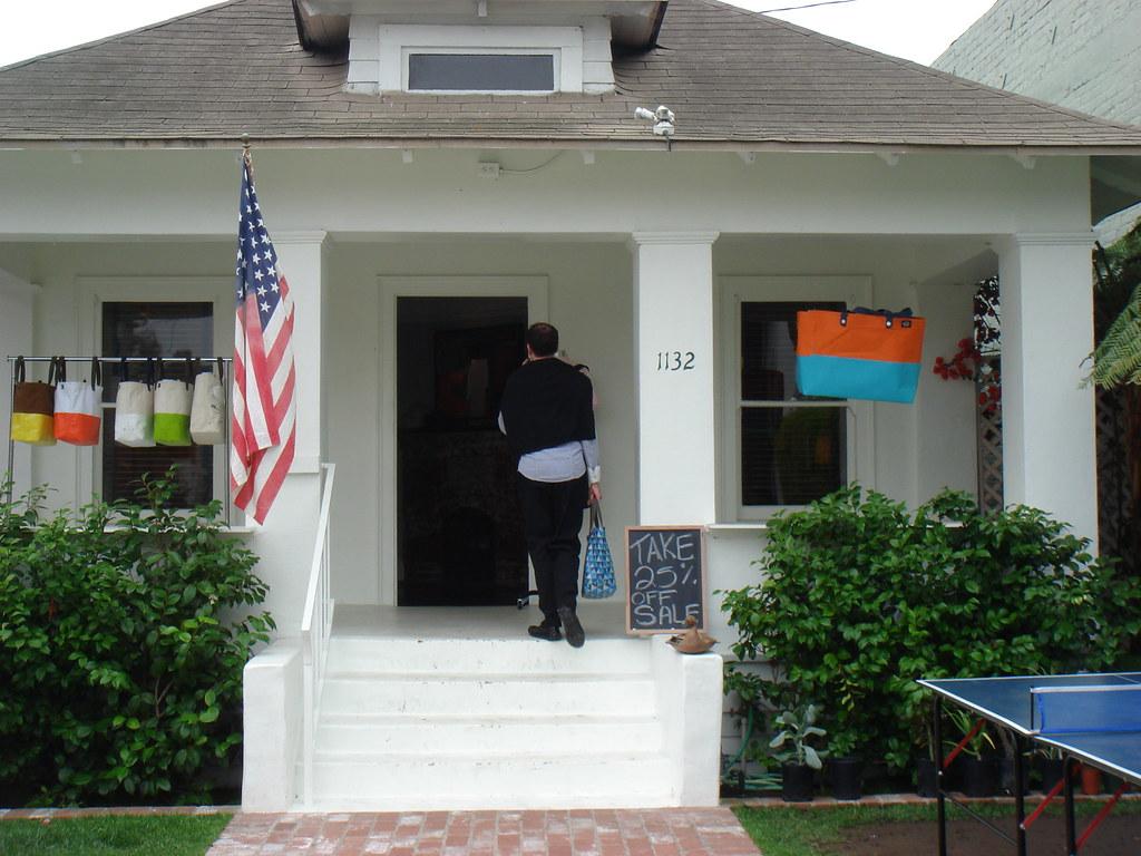 Jack Spade Hits Venice Beach