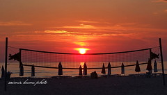 SUNSET OVER ADRIATIK SEA (Saimir.Kumi) Tags: sunset sea sky beach sport bay finepix fujifilm albania det beachvolley durres deti shqiperi adriatik plazh s9600 qiell perendim lalezbay gjirilalezit