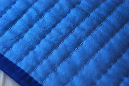 Samuel's Simple Quilt