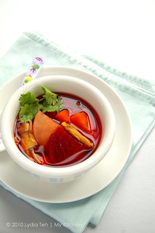 3 roots soup