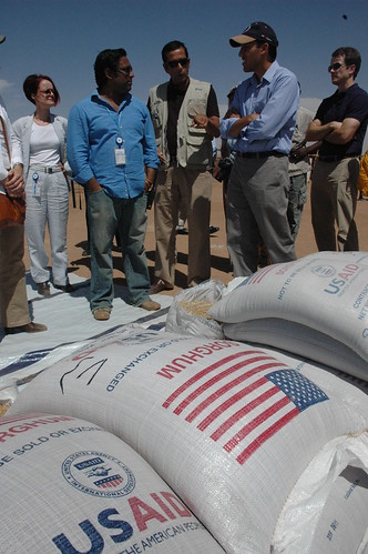 USAID foreign aid. Photo: flickr/USAID_IMAGES