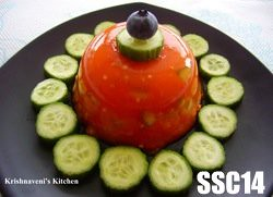 SSC14-cucumber Aspic salad