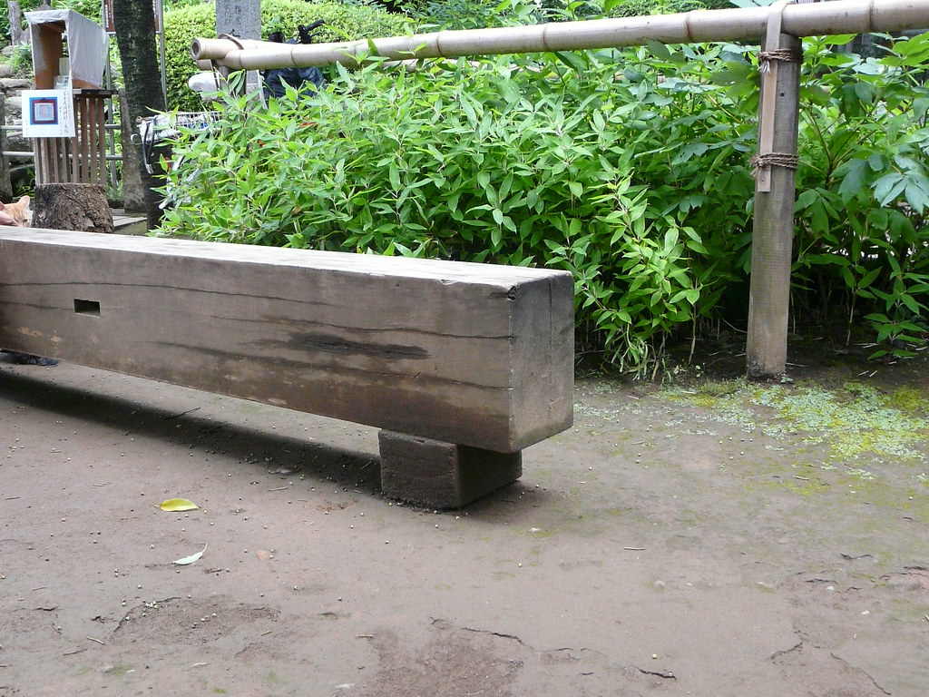 Strange Park Bench In Railway Sleeper Fixes Evergreenethics Interior Chair Design Evergreenethicsorg